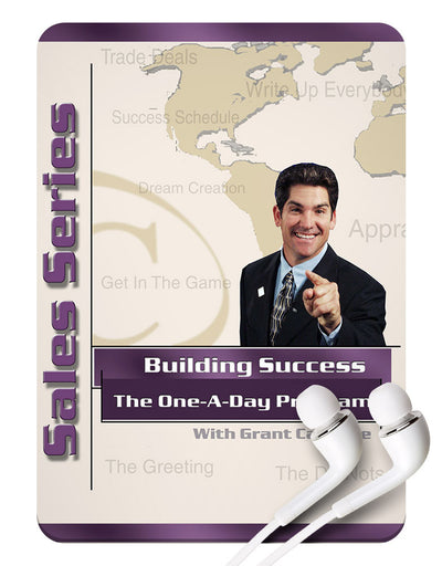 The One-a-Day Sales Program MP3