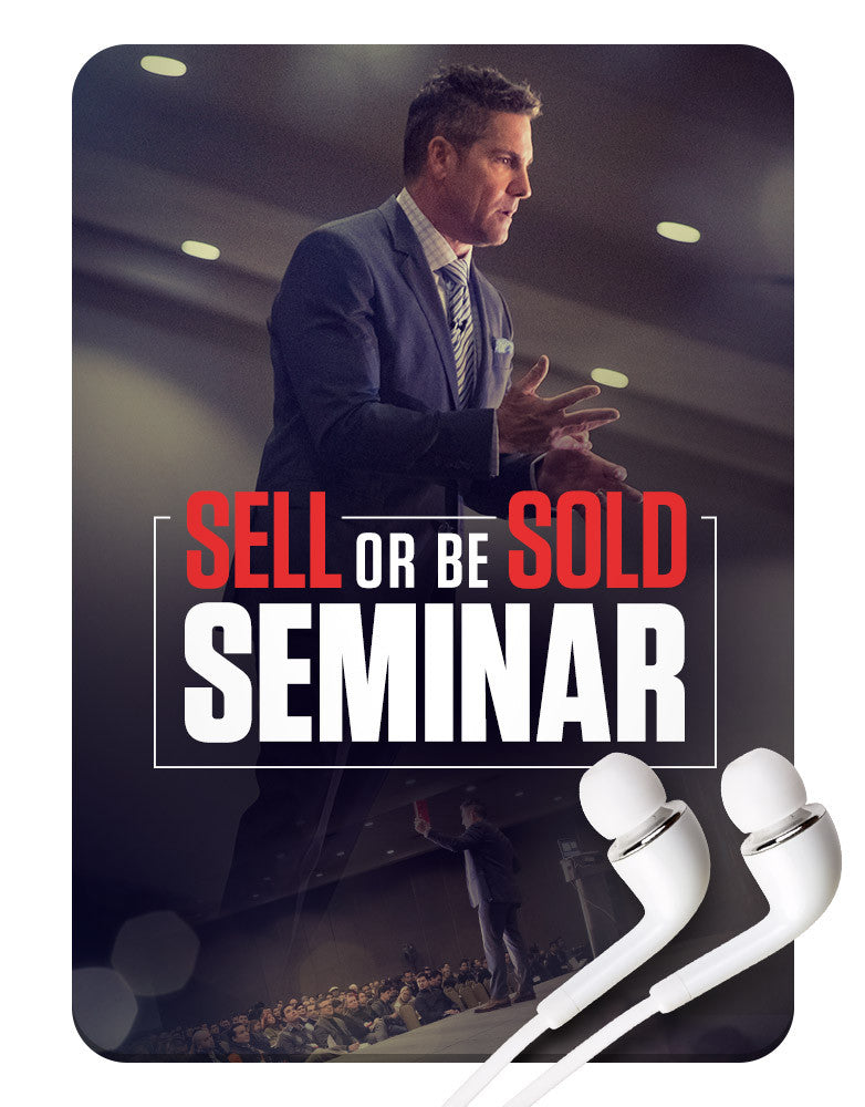 Sell Or Be Sold Seminar