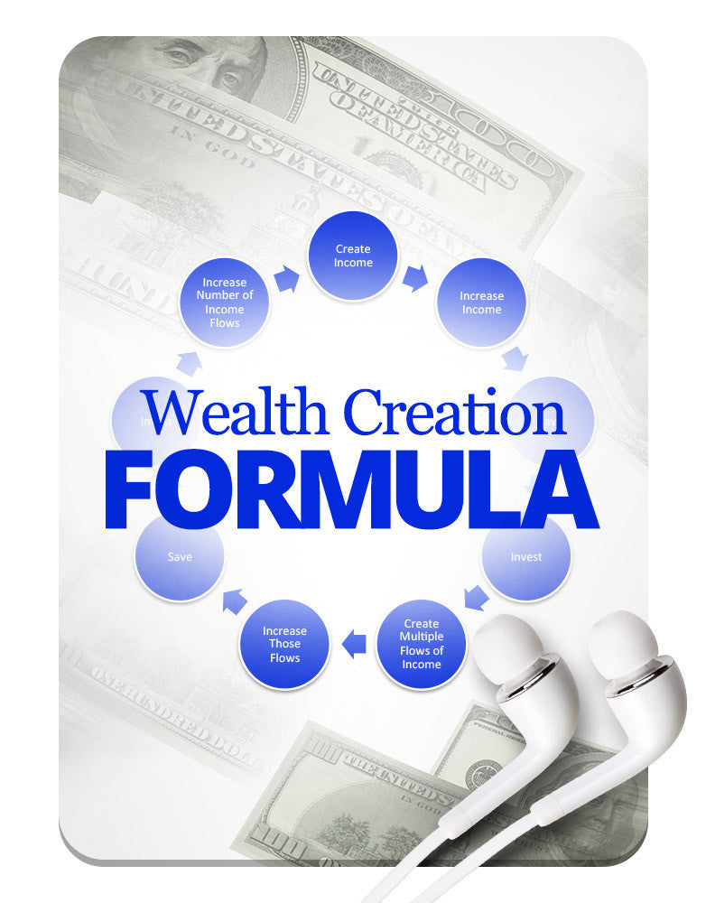 Wealth Creation Formula MP3