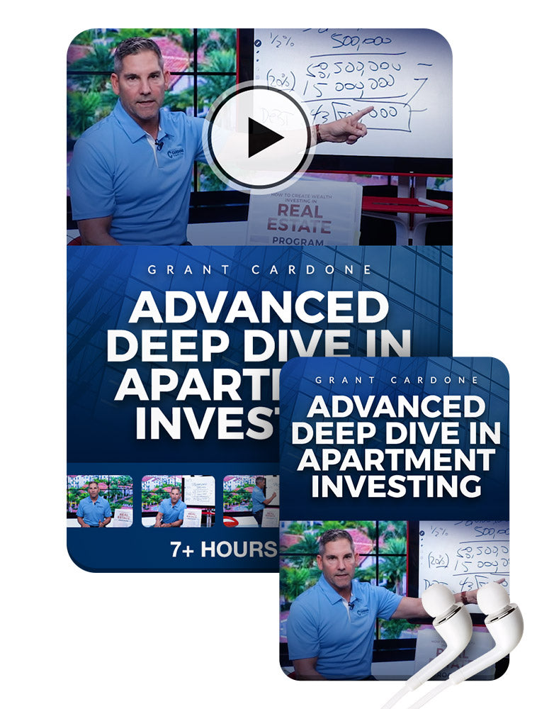 Advanced Deep Dive in Apartment Investing