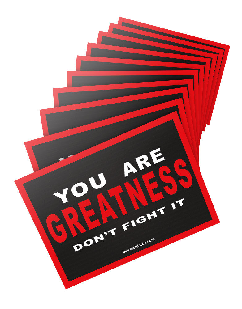 Greatness Postcards