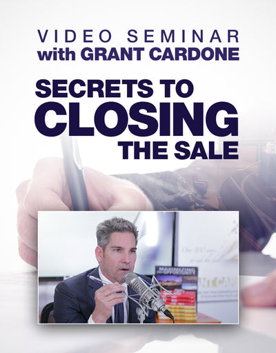 Secrets To Closing The Sale | Webinar