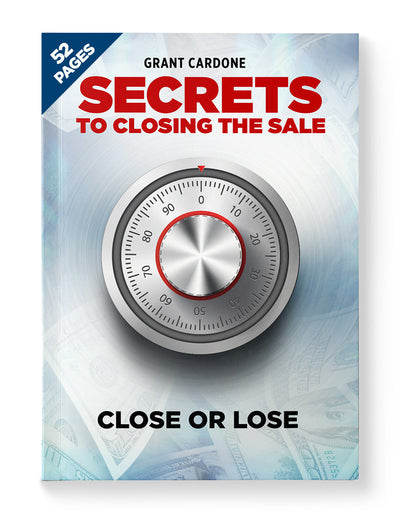 Secrets To Closing The Sale
