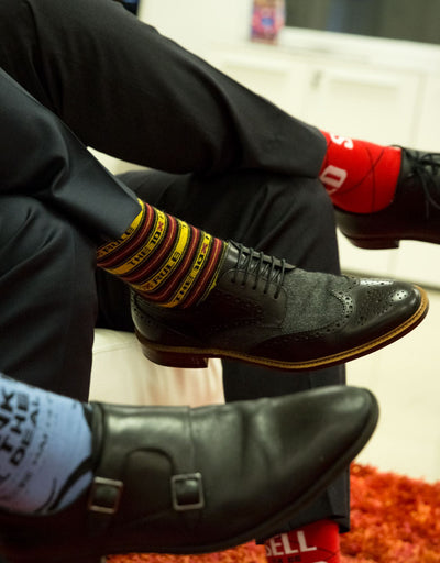 Grant Cardone's Limited Edition Socks For Success