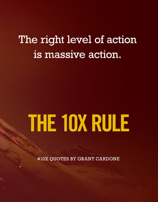 The 10X Rule Wallpaper Image