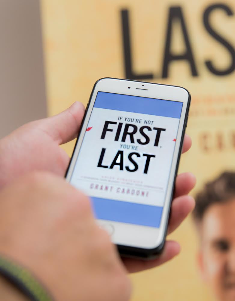 If You're Not First You're Last Quick Read | eBook + Videos