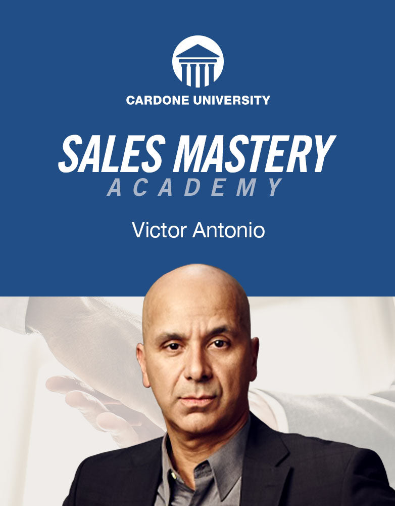 Sales Mastery with Victor Antonio
