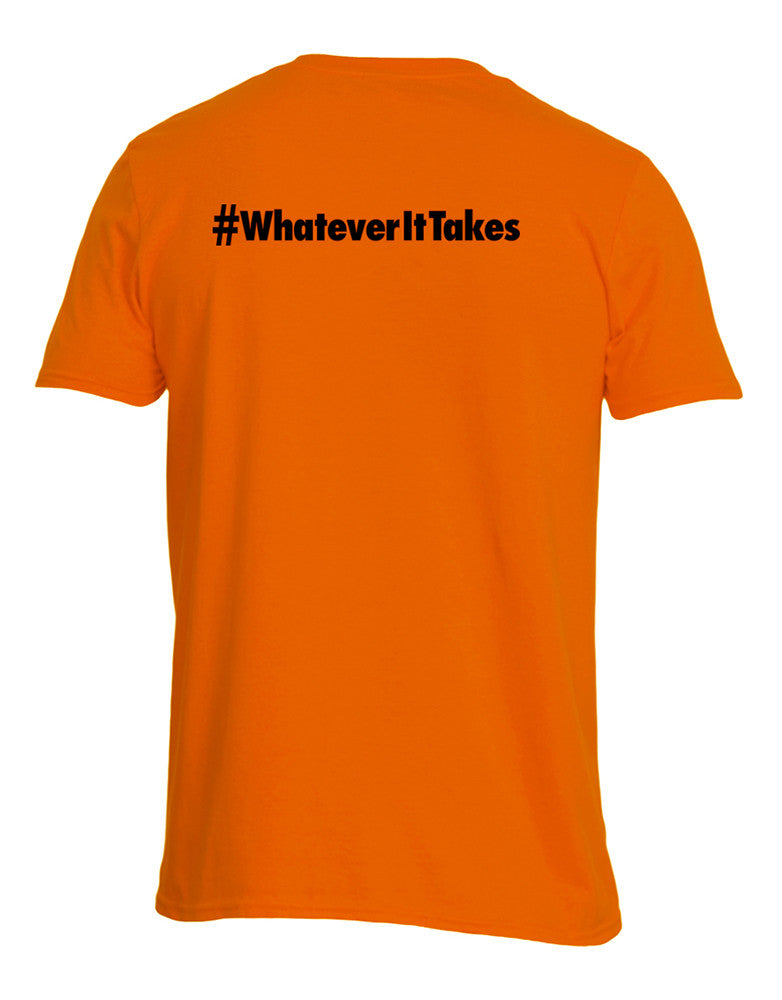Limited Edition: Whatever It Takes Season 1 Reality Show Contestant T-shirt