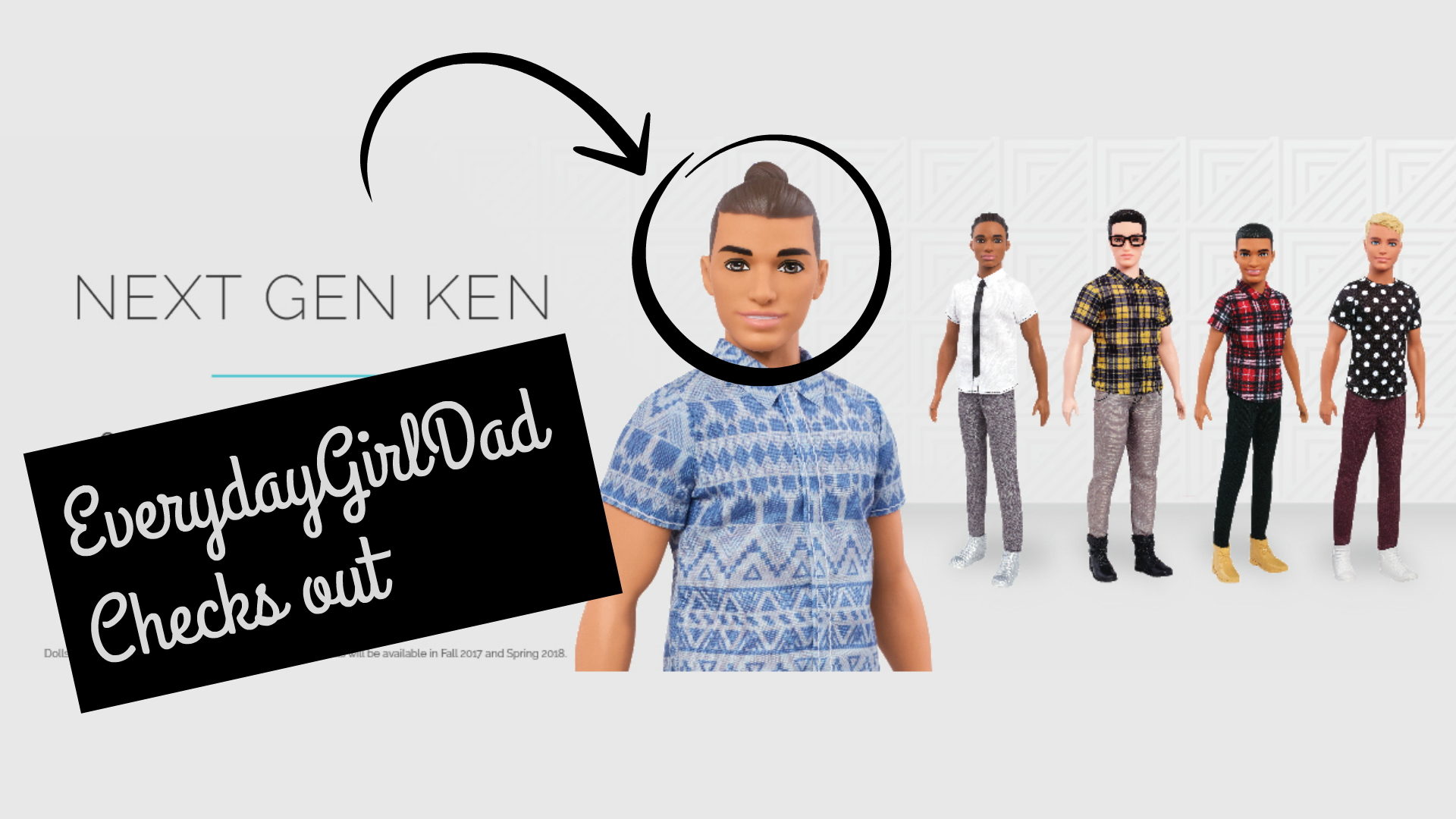 WHAT'S NEW & WHAT'S MISSING FROM THE NEW KEN DOLLS?