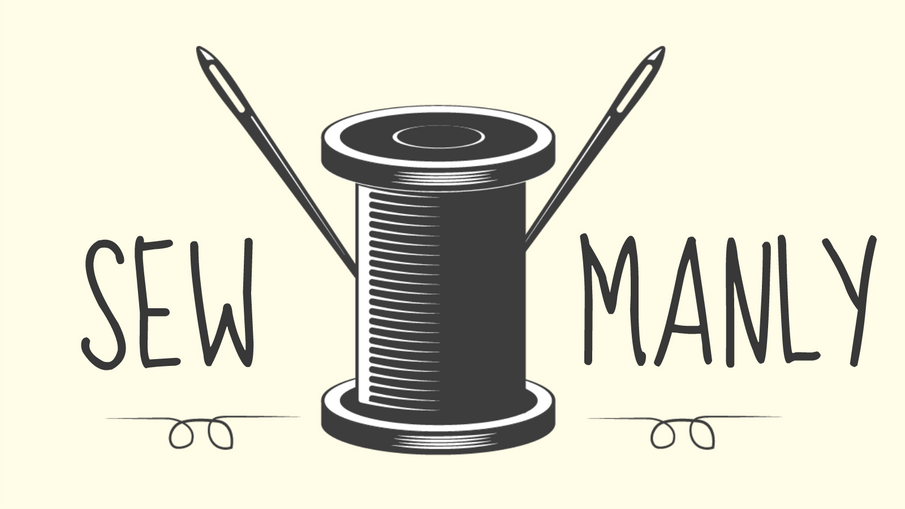 The Sew Manly Podcast: Introduction