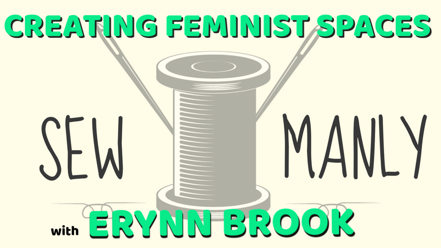 Creating spaces for men for feminist learning and making mistakes with Erynn Brook