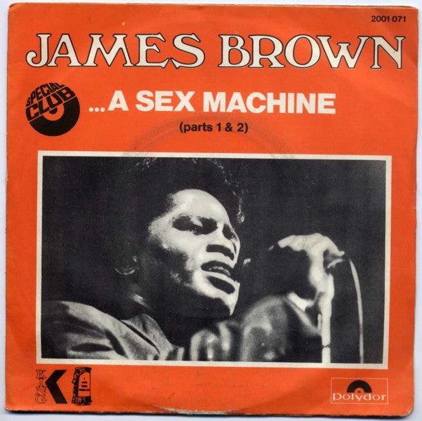 Image result for james brown sex machine