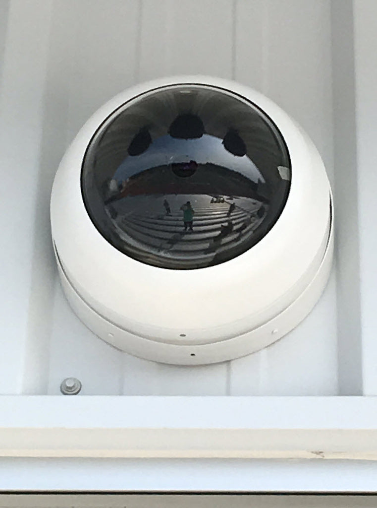 BDH 7500 Outdoor Dome Housing For Bosch Panoramic 7000 Series Camera