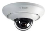 USED Bosch NUC-50051-F4-MIDCHES Flexidome 5MP Outdoor D/N Vandal Microdome