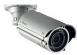 USED Bosch NTC-265-PI-MIDCHES 1MP 720P Outdoor D/N IR Bullet Camera, 2.7-9mm