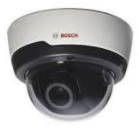 USED Bosch NIN-50051-V3-MIDCHES FLEXIDOME IP Indoor 5000 5MP Day/Night Dome Camera with 3-10mm Varifocal Lens