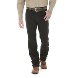 Wrangler Men's Chocolate Cowboy Cut Slim Fit Jean