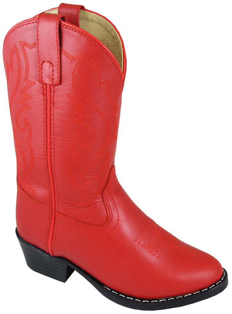 SMOKY MOUNTAIN KIDS' DENVER RED BOOT