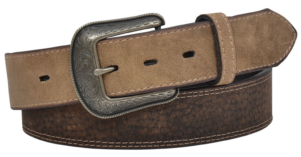 3D Chocolate Brown Belt