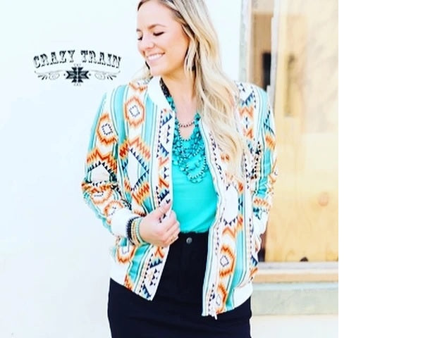 ROWDY WAYS AZTEC JACKET