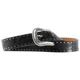 Ariat Ladies Black Embossed Belt