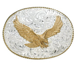 CRUMRINE EAGLE BUCKLE