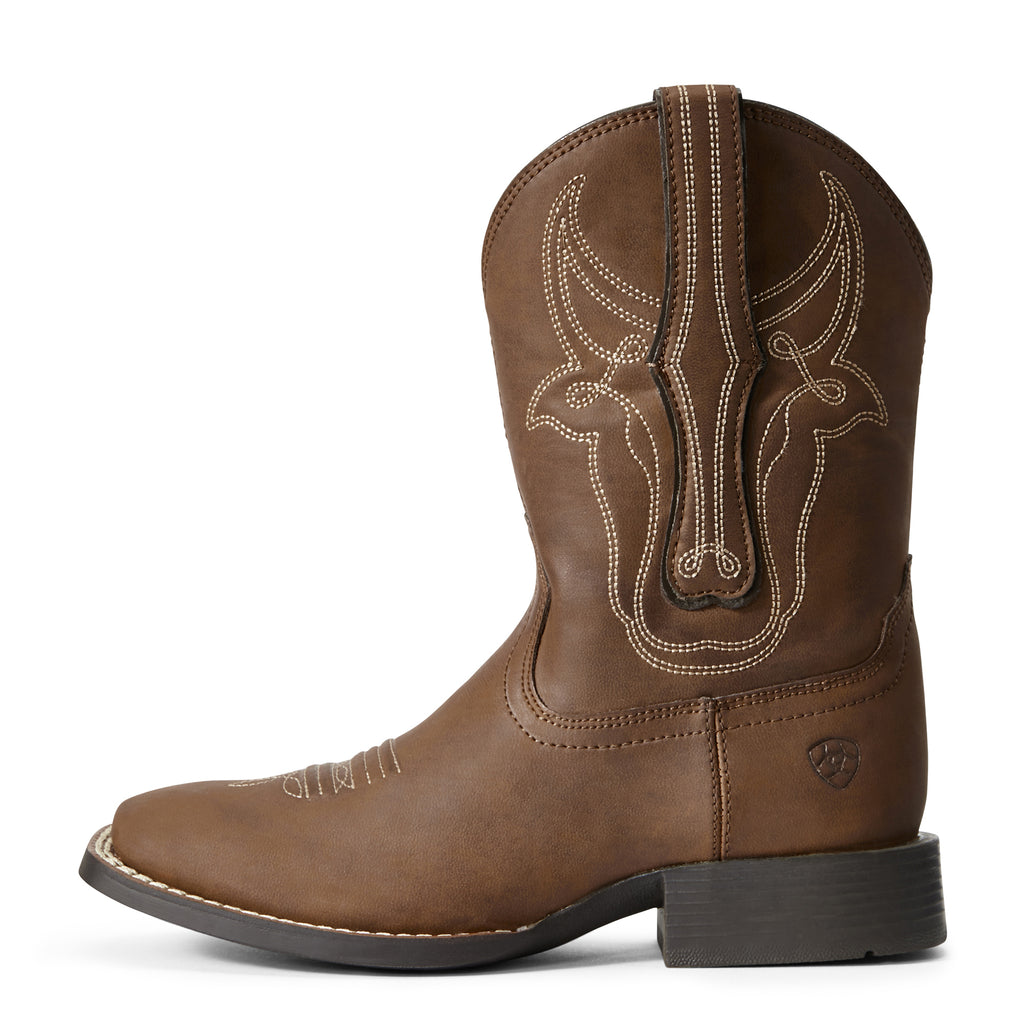 ARIAT KIDS' BROWN BULLY BULLY BOOT