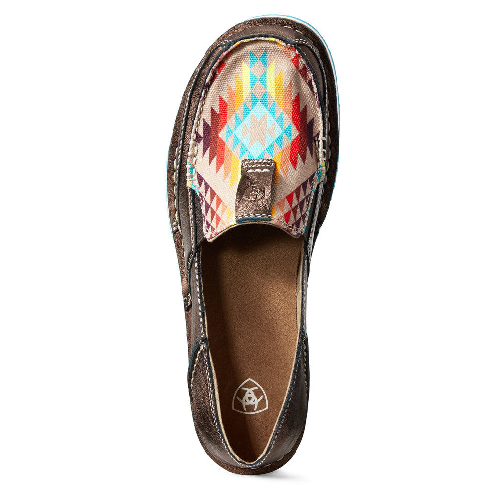 ARIAT LADIES COPPER AZTEC CRUISER