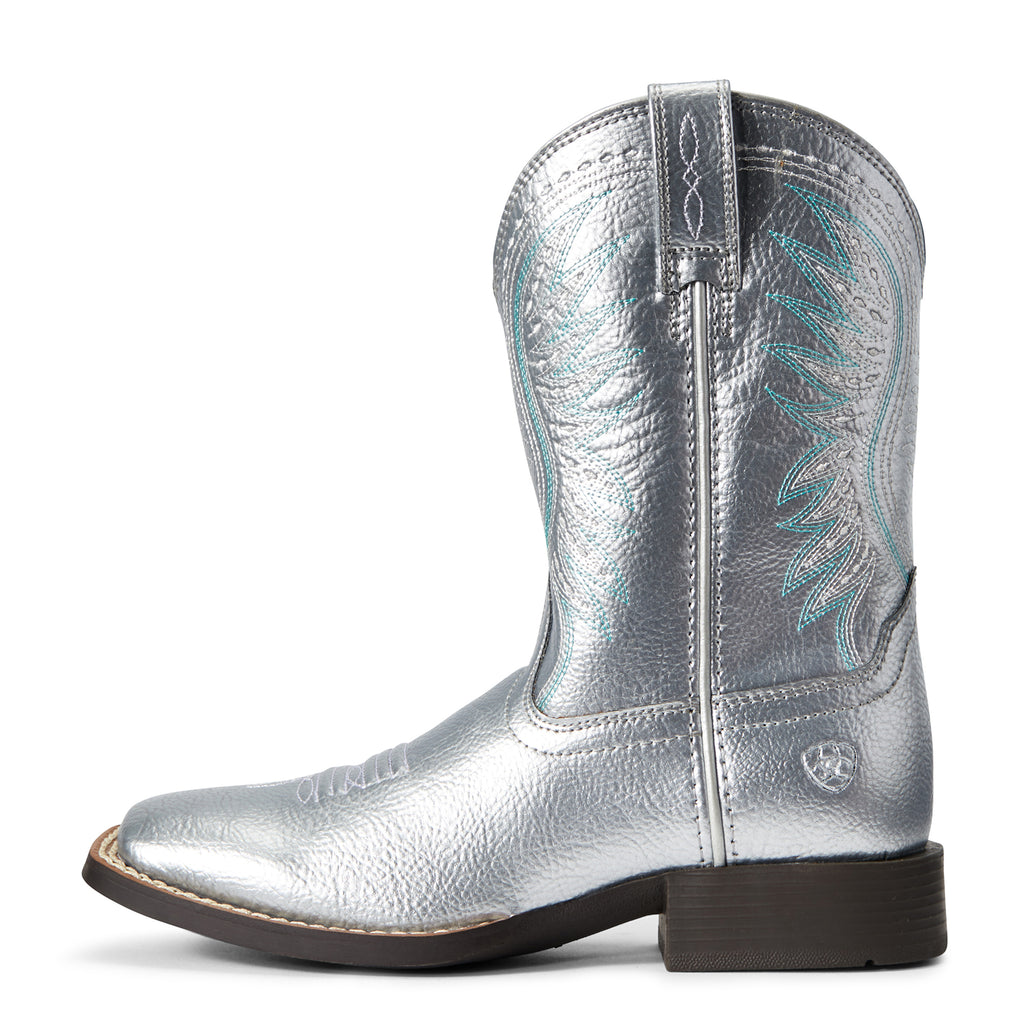 ARIAT GIRLS' RODEO JANE WESTERN BOOT