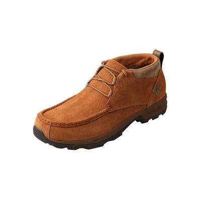 TWISED X MEN'S TAN ROUGH HIKER SHOE