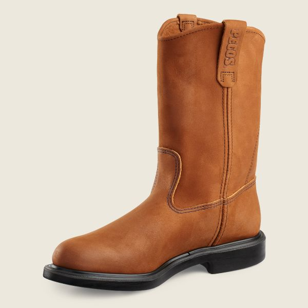 RED WING MEN'S SUPERSOLE WORK BOOT