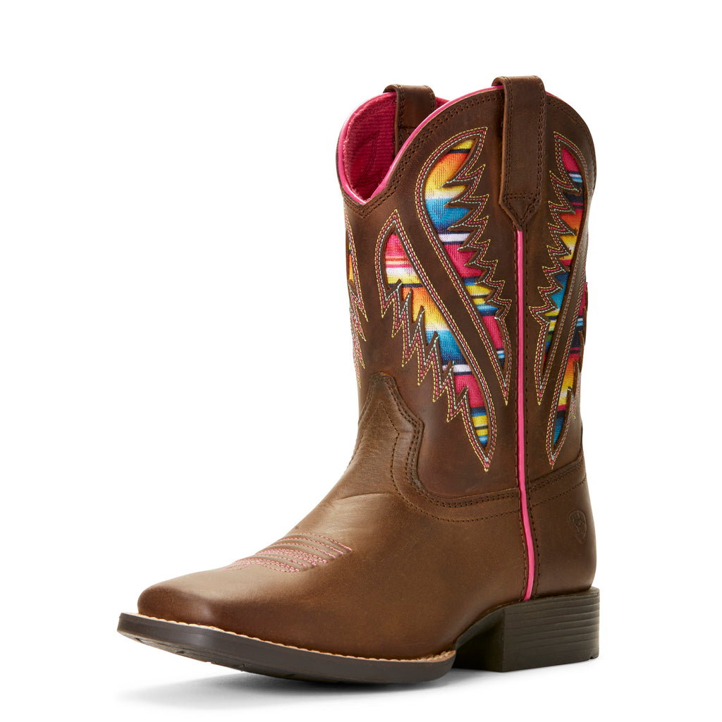ARIAT GIRLS' QUICKDRAW SERAPE BOOT