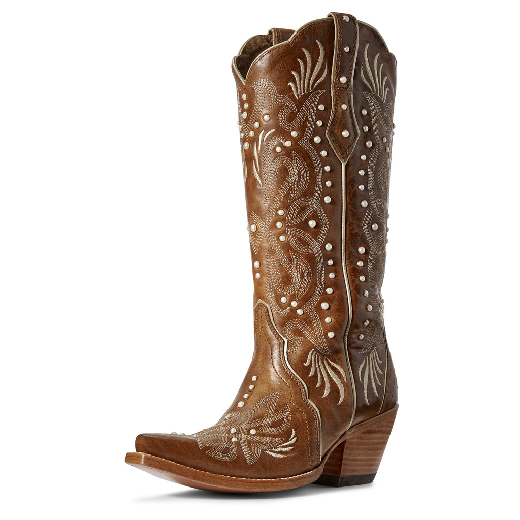 ARIAT LADIES AMBER PEARL BOOT