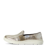 ARIAT LADIES SILVER SNAKE PRINT RYDER