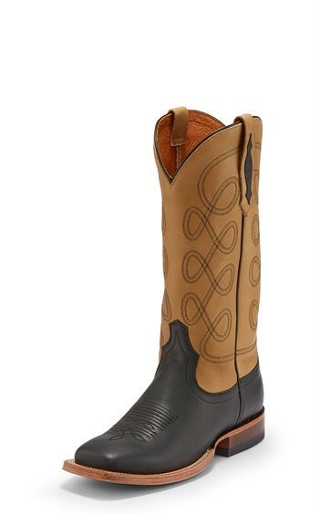 TONY LAMA LADIES NAOMI BUCKSKIN BOOT