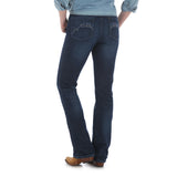 Aura Wrangler Ladies Medium Blue Instantly Slimming Jean