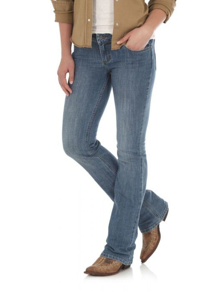 WRANGLER LADIES RED BLUFF JEAN