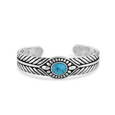 Tony Lama Men's Sierra Brown Leather Belt
