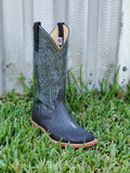 ANDERSON BEAN BLACK SANDED STINGRAY BOOT