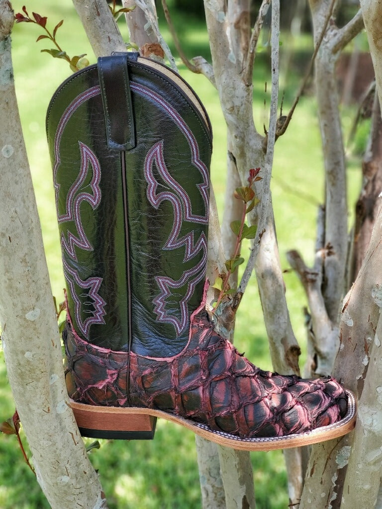ANDERSON BEAN BLACK CHERRY BIG BASS BOOT