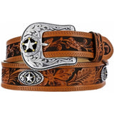 Justin 5 Star Ranch Belt