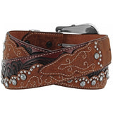 Tony Lama Kaitlyn Crystal Belt