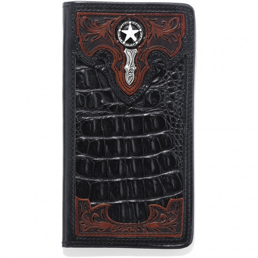 Southern Desperado Checkbook Wallet