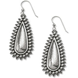 Brighton Telluride Teardrop French Wire Earrings