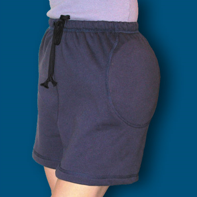 Shorts - Hip Only & Tailbone