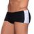 POLO Black or Blue Men's Swimming Suit - Men's Designer Swimwear