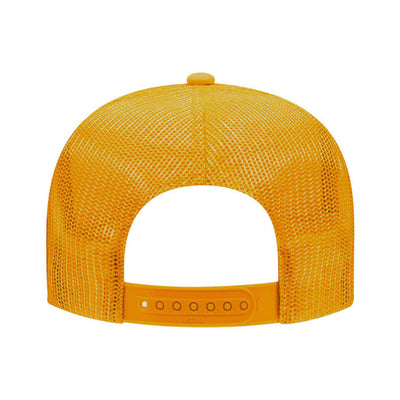 Monstera Leaves Sunga  - Men's Designer Swimwear - Pink & Green