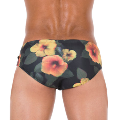 HIBISCUS Superfit Sunga - Men's Designer Swimwear