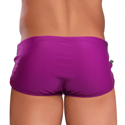 BARNEY / PURPLE Brazilian Sunga Swimwear - Men's Designer Swimwear