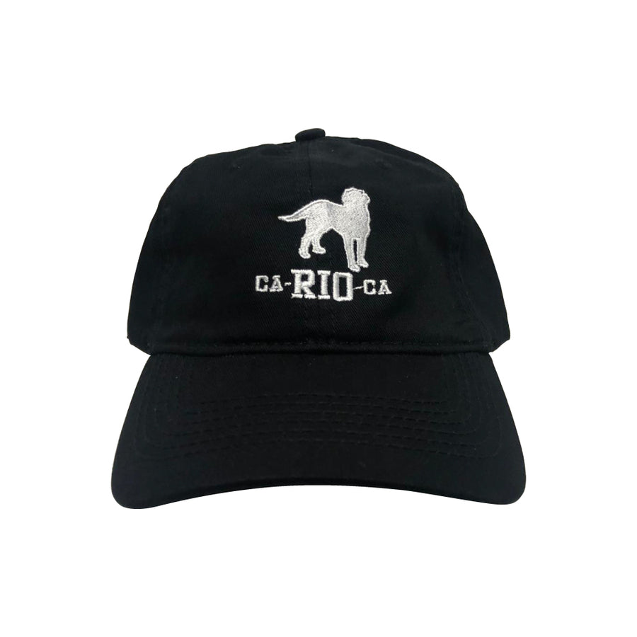 CA-RIO-CA Logotipo Embroidered Designer Dad Hat - Men's Trucker Cap - Multiple Colors
